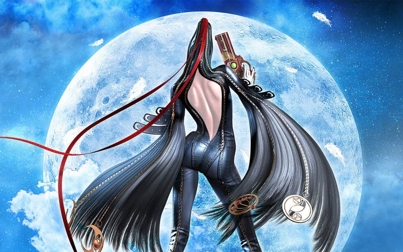 Watch Bayonetta, With Commentary By The Game's Creator