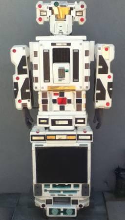 Styrofoam Robot on Sale for $900,000