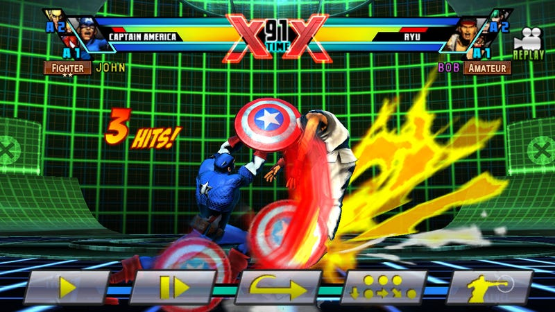 Use the PlayStation Vita Version of Ultimate Marvel Vs. Capcom 3 to Play on Your PS3