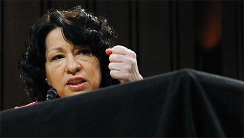 Supreme Court Smackdowns: Sotomayor Vs. Thomas