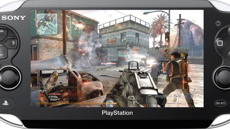 Call of Duty For NGP 'Will Set The Bar' For Next-Gen Portables