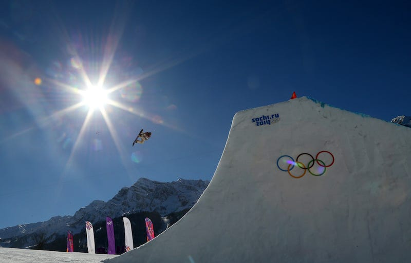 Team U.S.A. Has Its First Gold Medal And The Pictures Are Awesome