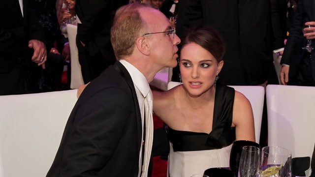 Natalie Portman's Dad Shopping Around His Novel