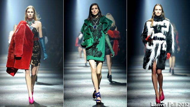 Fur Is Back Big Time — Here's Why