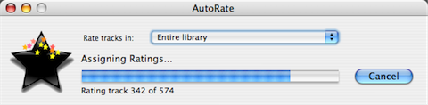 Automatically rate your iTunes tracks with AutoRate (Mac)