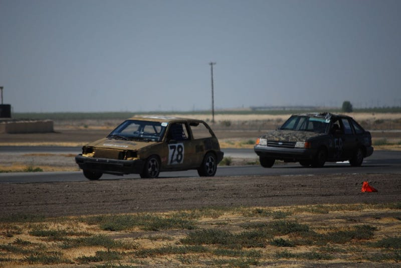 24 Hours Of LeMons Buttonwillow Histrionics Uber Gallery Part 40