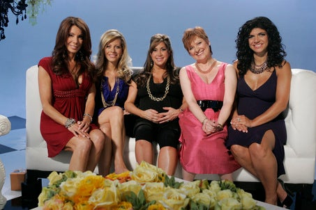 The Real Housewives of New Jersey Sold Their Souls for $3,333 an Episode