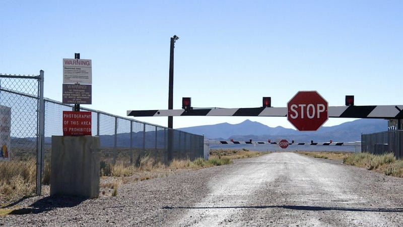 The U.S. government has finally confirmed the existence of Area 51