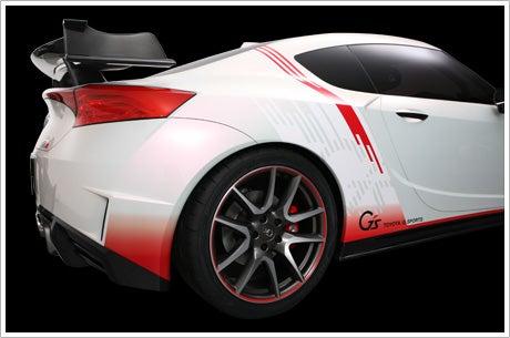 Toyota FT-86 G Sports Turbo Concept: Press Photos