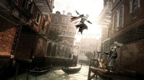 Assassin's Creed II More Vicious, Less Predictable Than Predecessor