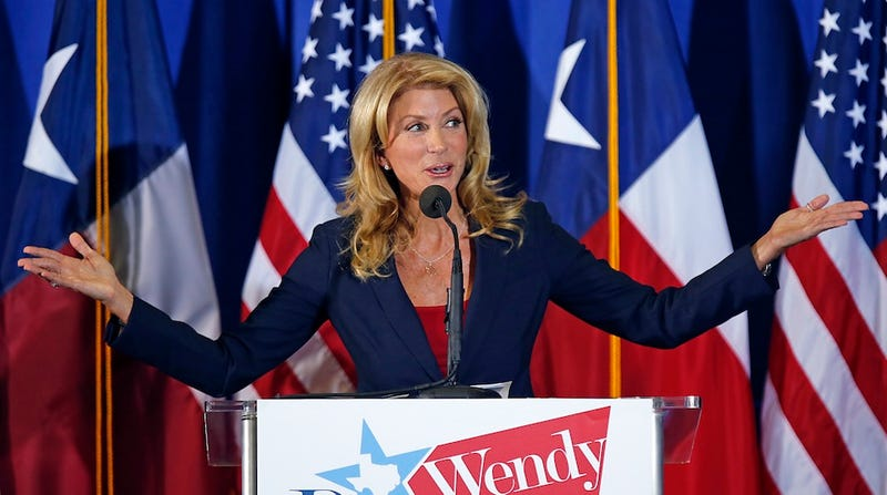 Wendy Davis Is More Moderate on Abortion than We Thought