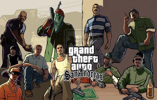 GTA San Andreas:Проходняк - МИССИЯ #86 ОГРАБЛЕНИЕ КАЗИНО.