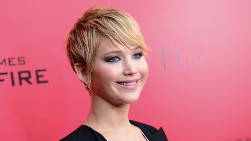 That Time the Hunger Games Smoke Monster Almost Ate J. Law