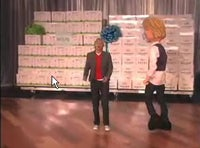 Undeserving Ellen Fans Get Wii Fit