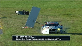 While You Were Napping At The Rolex 24