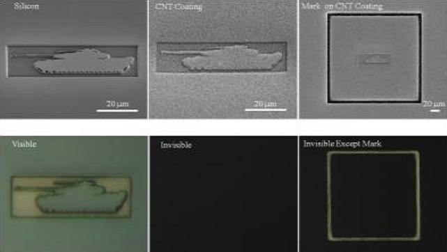Carbon nanotubes could be hiding bits of the universe