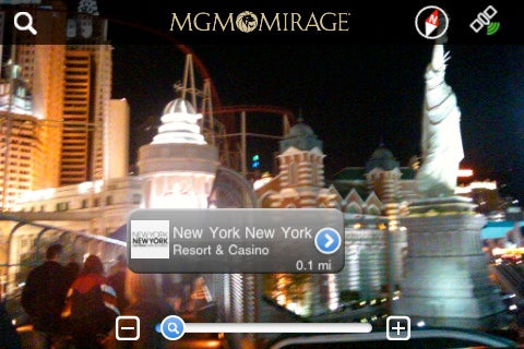 Las Vegas Augmented Reality App Makes the Strip Even More Larger Than Life