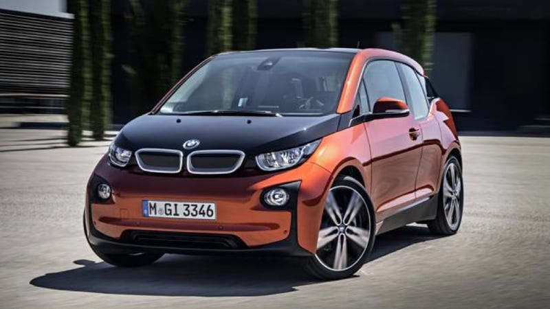The i3 Is BMW's Most Important Car In Decades