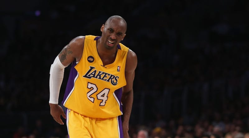 "Kobe Bryant Says He's ""Shattering"" His Rehab Timetable"