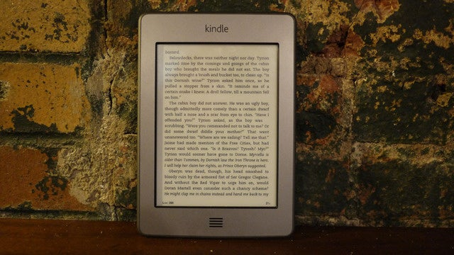 Amazon Discontinuing the Kindle Touch