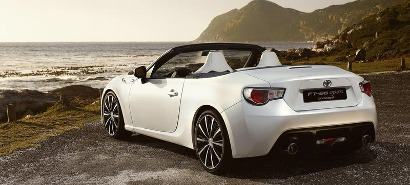 These Ten Cars Would Be Amazing As Convertibles