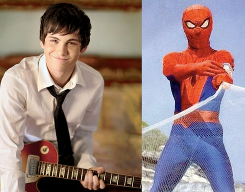 Percy Jackson May Be Your New Spider-Man, Part Deux