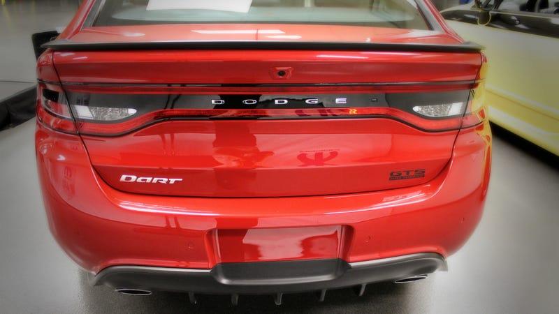 2013 Dodge Dart GTS 210 Gallery