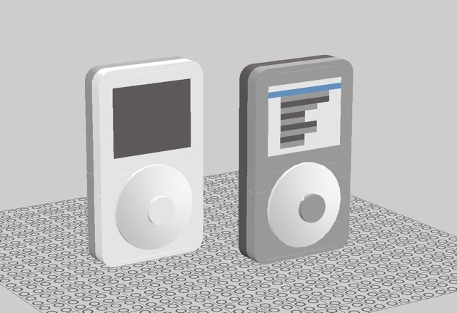You Can Buy This LEGO iPod For $30