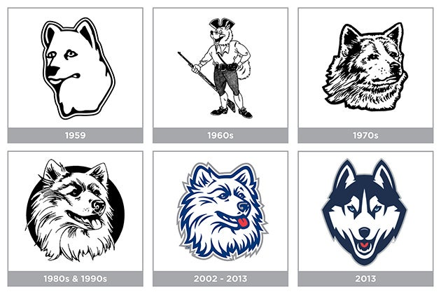 UConn's Logo Was Once A Very Sad Dog