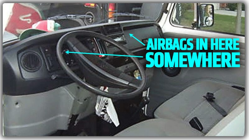 Airbags May Save The Old VW Bus
