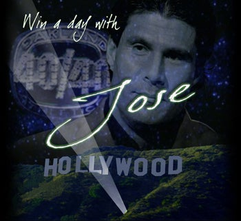 Jose Canseco, Keeping Us Entertained For Nearly A Quarter Of A Century