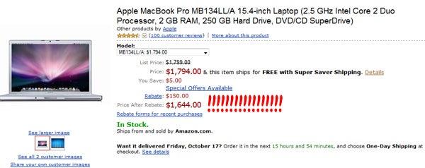 Dealzmodo: $850 Off Brand New Last-Gen MacBook Pro, $1000 Off Refurb