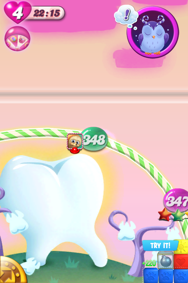 What Level of Candy Crush Are You On?