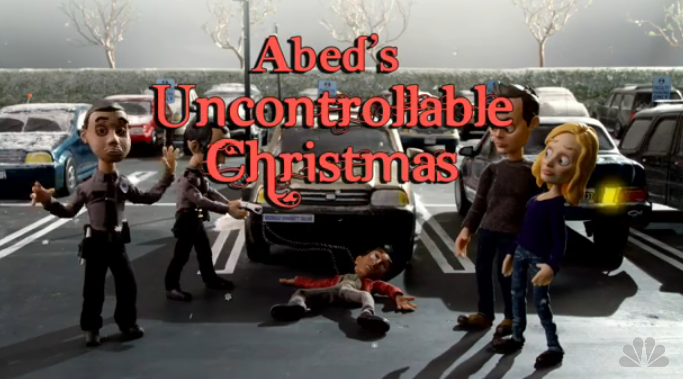 Community: Abed's Stop-Motion Christmas Spectacular