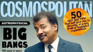 Raise Your Hand If You Would Subscribe to <em>Cosmos-politan</em>
