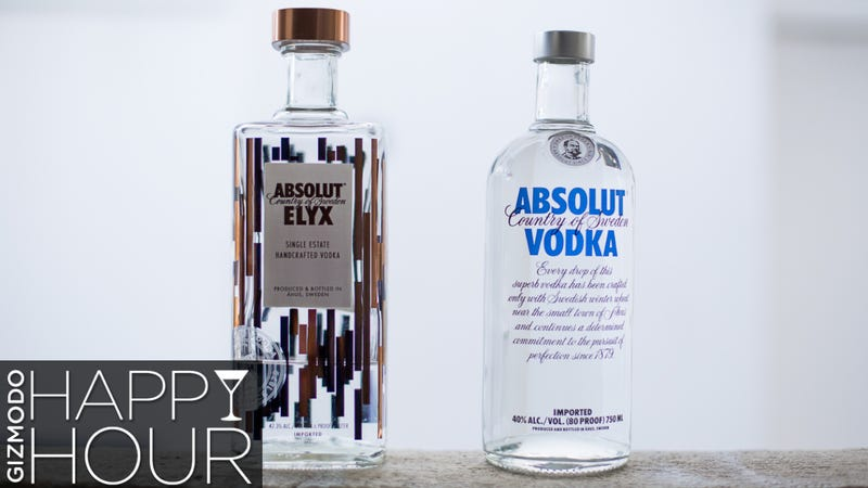 Can a Big Brand Vodka Be Cool Enough for Craft Cocktails?