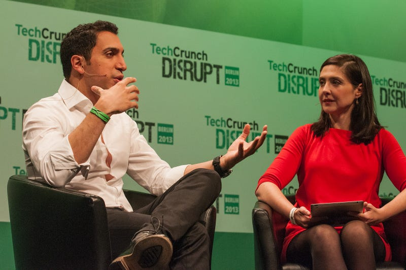 TechCrunch Rolls Over For Tinder CEO Sean Rad