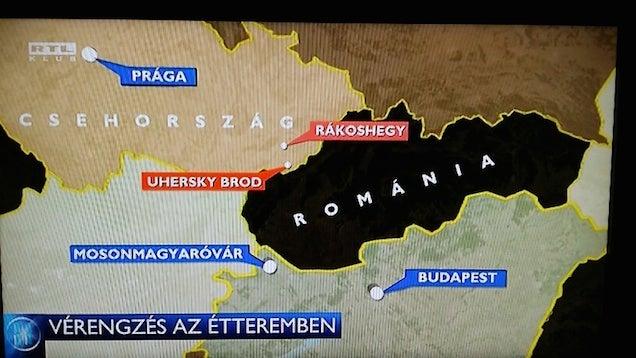 rtl térkép
