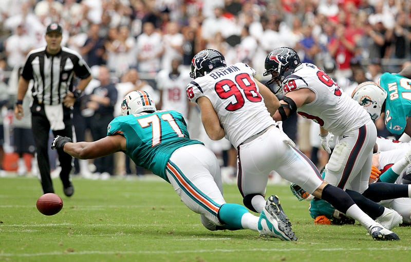 """Jonathan Martin Listed Reasons To Leave The NFL: """"Won't Die From CTE"""""""