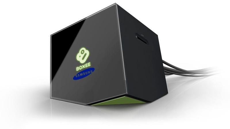 Confirmado: Samsung compra Boxee