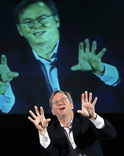 Eric Schmidt Should've Left Sooner