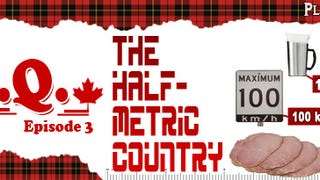 F Eh Q: Why Do Canadians Only Use The Metric System Half The Time?