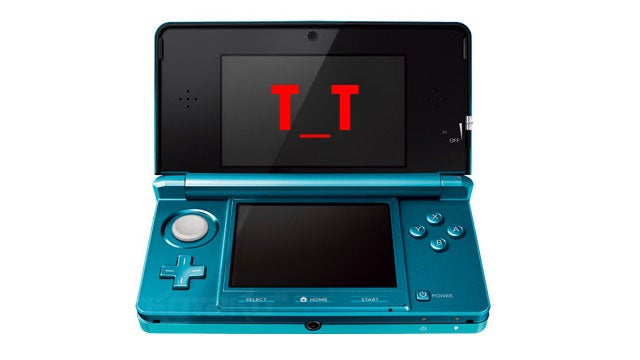 The 3DS Might Be Making Japan Sick