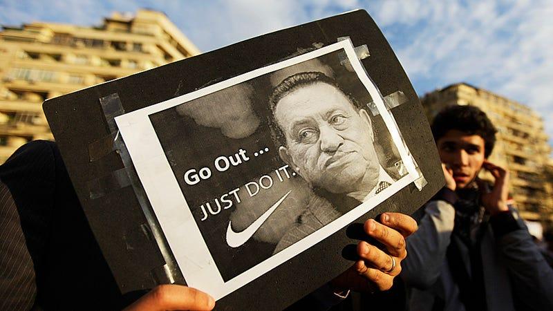 Hosni Mubarak Isn't Going Anywhere