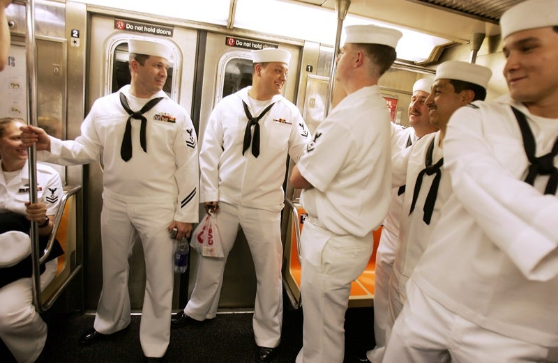 Nabbing a Fleet Week Sailor: A How-To Guide