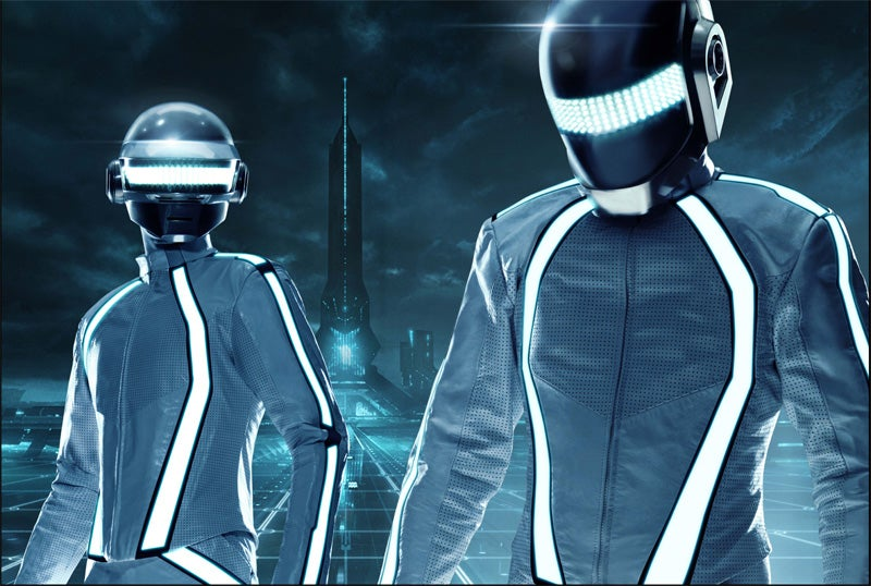 Tron: Evolution Will Always Have Daft Punk