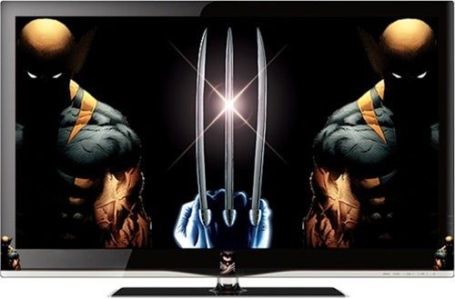 You Can Now Get Officially Licensed Marvel Comics TVs...Wait! What?