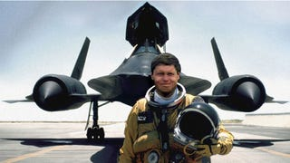 The Ultimate Ground Speed Check - Tales from the Blackbird