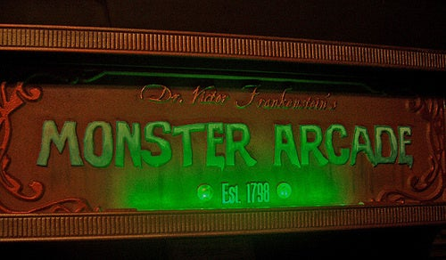 Monster Arcade Gallery