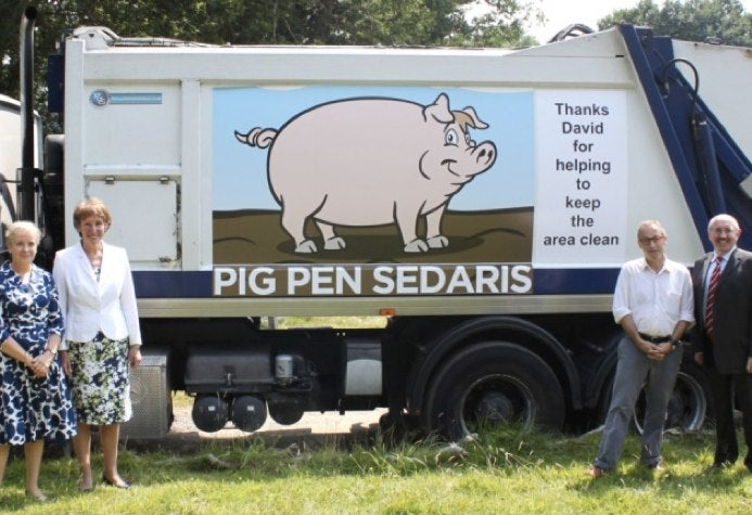 Local Litter-Picker David Sedaris Finally Gets the Respect He Deserves